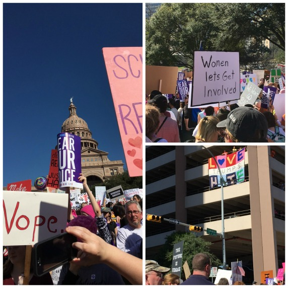 march-on-austin-collage